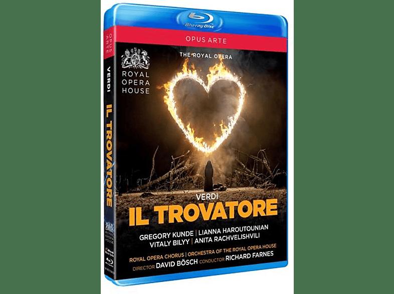 Orchestra Of The Royal Opera House - Il Trovatore [Blu-ray]