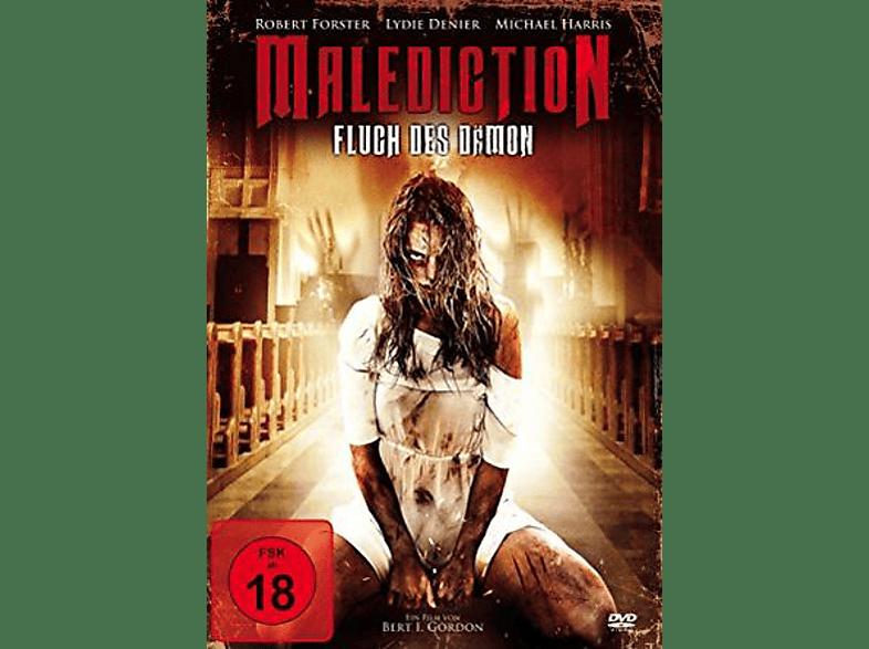 MALEDICTION-FLUCH DES DÄMON [DVD]