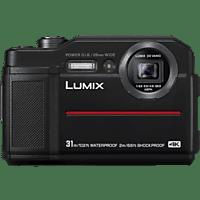 PANASONIC DC-FT 7 EG-K Digitalkamera  Schwarz, 20 Megapixel, 4.6x opt. Zoom, TFT-LCD, WLAN