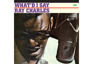 Ray Charles - WHAT I'D SAY/ .. - (CD)