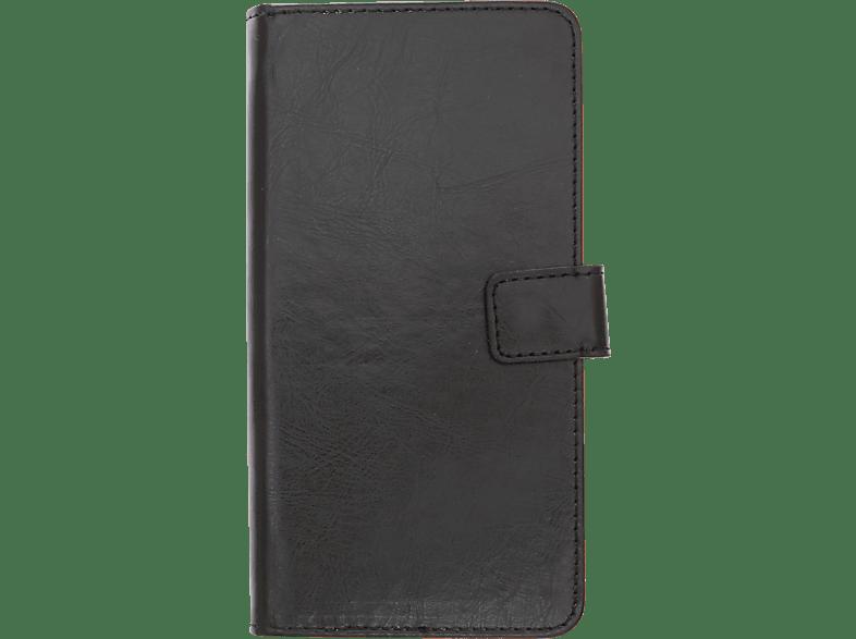 V-DESIGN BV 383 , Bookcover, Huawei, P20 Pro, Kunstleder, Schwarz
