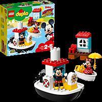 LEGO Mickys Boot (10881) Bausatz, Mehrfarbig