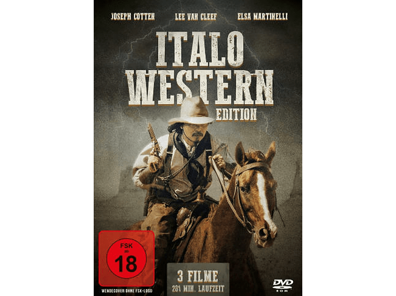 ITALO WESTERN EDITION [DVD]