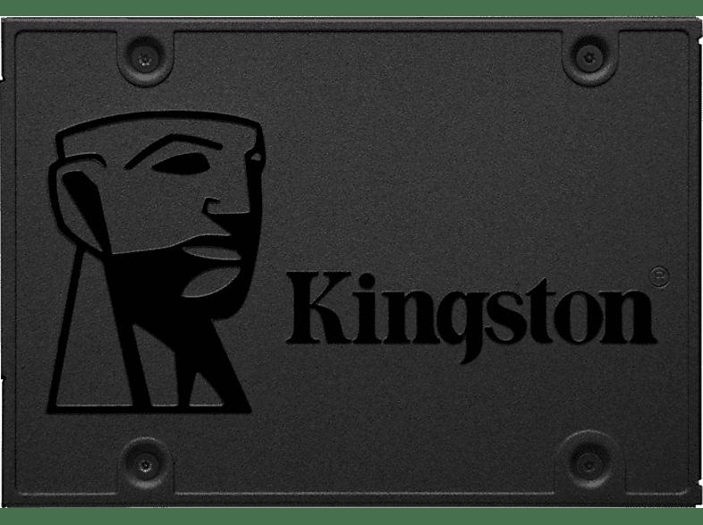 KINGSTON SA400S37, 480 GB SSD, 2.5 Zoll, intern