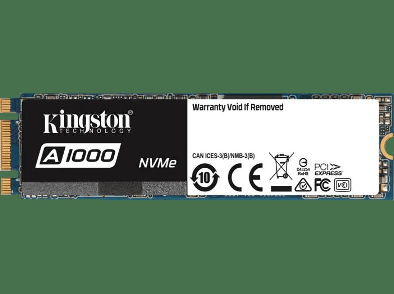 KINGSTON SA1000M8/480G M.2 2280, 480 GB mSSD, intern