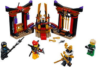 LEGO Duell im Thronsaal Bausatz, Mehrfarbig