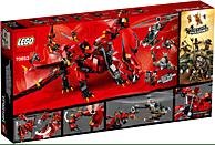 LEGO Mutter der Drachen (70653) Bausatz, Mehrfarbig