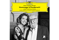Anne-Sophie Mutter, Lambert Orkis, London Symphony Orchestra, Roman Patkoló - Hommage à Penderecki  [CD]