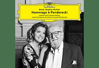 Anne-Sophie Mutter, Lambert Orkis, London Symphony Orchestra, Roman Patkoló - Hommage à Penderecki   - (CD)