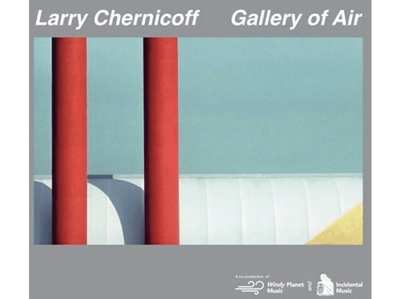 Larry Chernicoff - Gallery Of Air [Vinyl]
