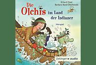 Erhard Dietl - Die Olchis im Land der Indianer - (CD)