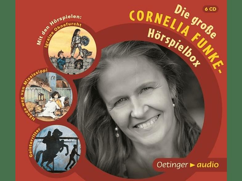 Cornelia Funke - Die große Cornelia Funke-Hörspielbox - (CD)