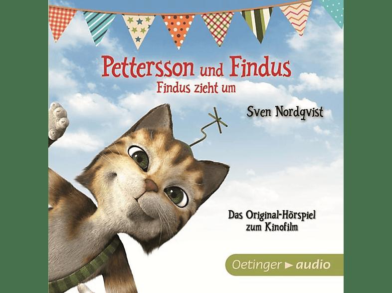 Sven Nordqvist - Pettersson und Findus.Findus zieht um.Das Origin - (CD)