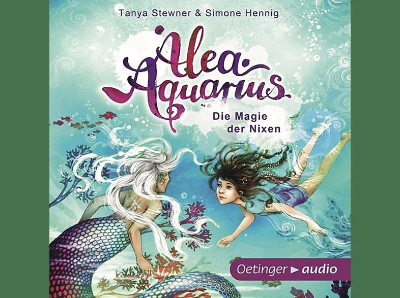 Tanya Stewner - Alea Aquarius.Die Magie der Nixen - (CD)
