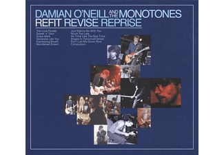 Damian And The Monotones O'neill - Refit Revise Reprise - (Vinyl)