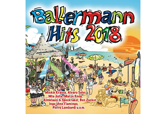 VARIOUS - Ballermann Hits 2018 - (CD)