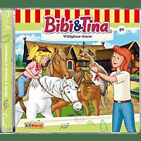 Bibi+tina - Folge 89: Wildgäns-Alarm  - (CD)