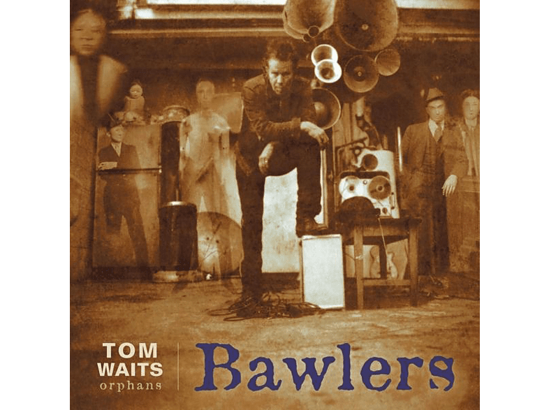 Tom Waits - Bawlers [CD]