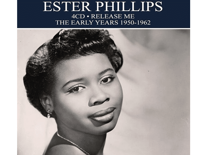 Esther Phillips - Early Years 1950 To 1962 [CD]