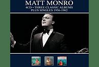 Matt Monroe - 3 Classic Albums Plus [CD]