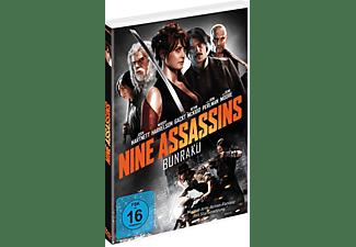Nine Assassins DVD