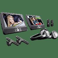 LENCO DVP-940+ Filmpaket Tragbarer DVD-Spieler, Schwarz