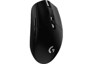 LOGITECH Gaming Maus G305 Lightspeed, schwarz