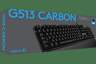 LOGITECH G513 mechanische Gaming-Tastatur, Gaming-Tastatur, Mechanisch