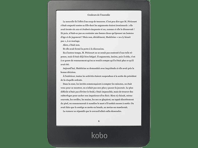 KOBO E-reader Clara HD (N249-KU-BK-K-EP)