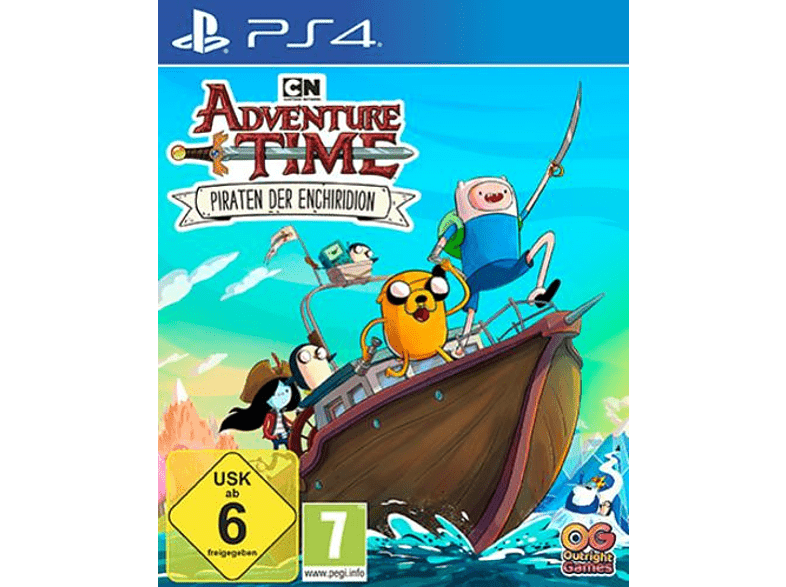 Adventure Time: Piraten der Enchiridion [PlayStation 4]