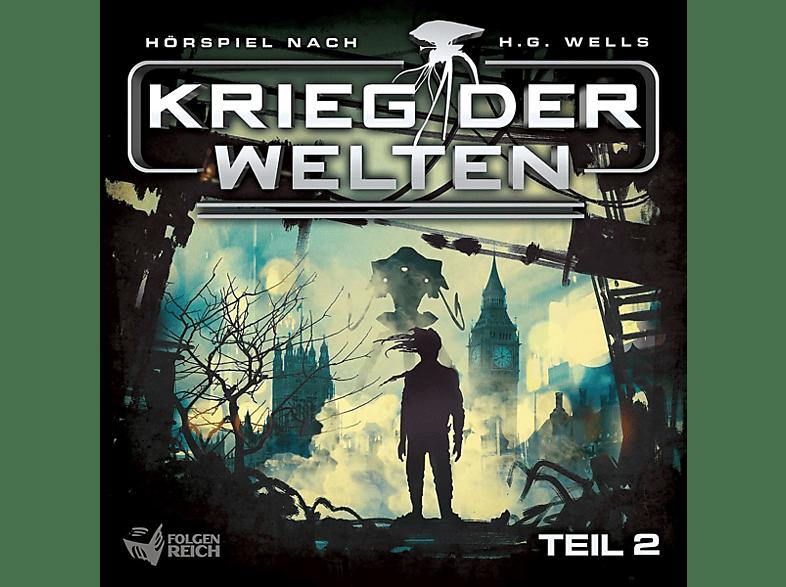 Bernd Vollbrecht, Nicolai Tegeler - Krieg Der Welten-Teil 2 - (CD)