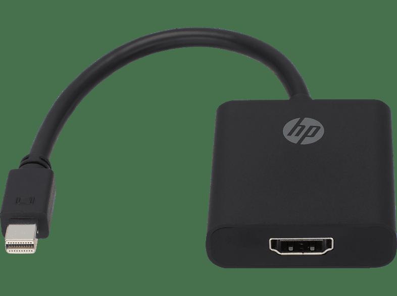 HP 2UX11AA Display Adapter - Mini DisplayPort auf HDMI, Adapter