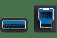 HP 2UX12AA USB A auf USB B Kabel USB-Kabel
