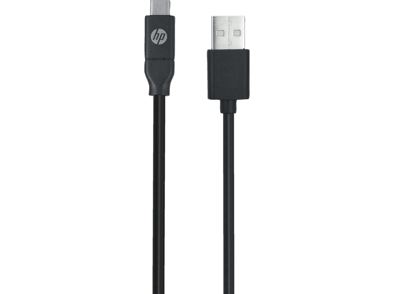 HP 2UX16AA USB A auf USB-C™ Kabel USB Kabel