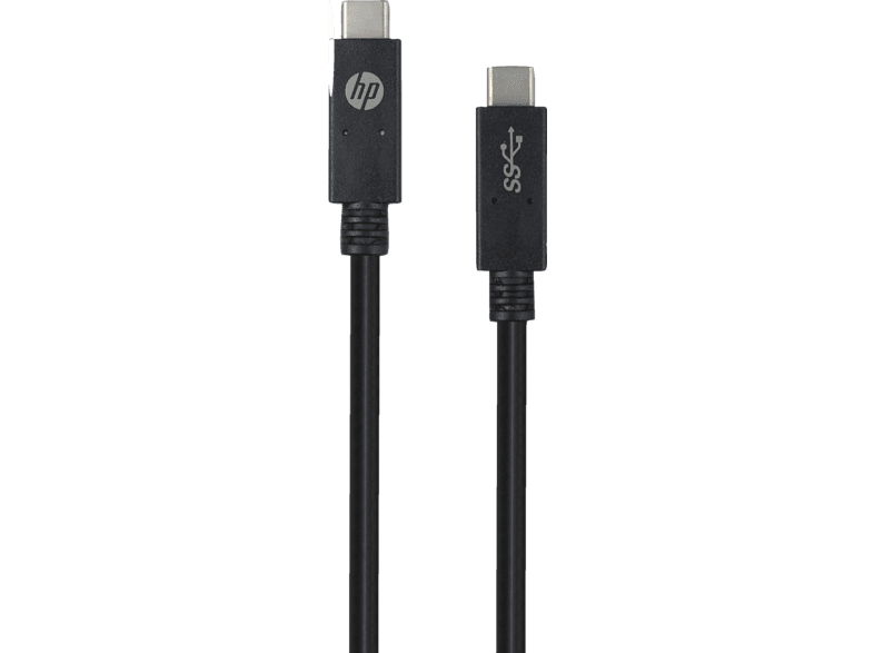 HP 2UX18AA USB-C™ auf USB-C™ Kabel USB Kabel