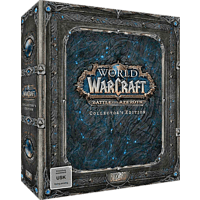 World of Warcraft: Battle for Azeroth - Collector's Edition - [PC]