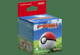 NINTENDO Pokémon: Pokéball Plus (Nintendo Switch) Controller Rot/Weiß