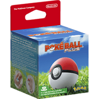 NINTENDO Pokémon: Pokéball Plus (Nintendo Switch) Controller, Rot/Weiß