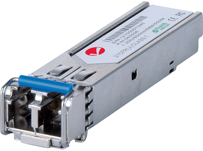 Transceiver INTELLINET 545006 Gigabit SFP Mini-GBIC Transceiver für LWL-Kabel