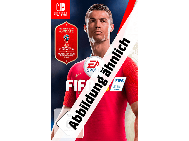 FIFA 18 - Standard Edition [Nintendo Switch]