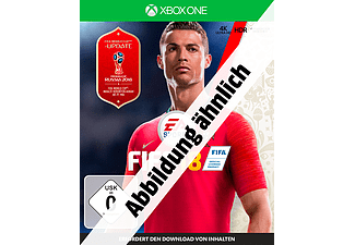 FIFA 18 - Standard Edition - Xbox One