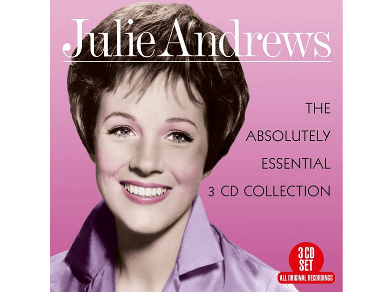 Andrews Julie - Absolutely Essential [CD]