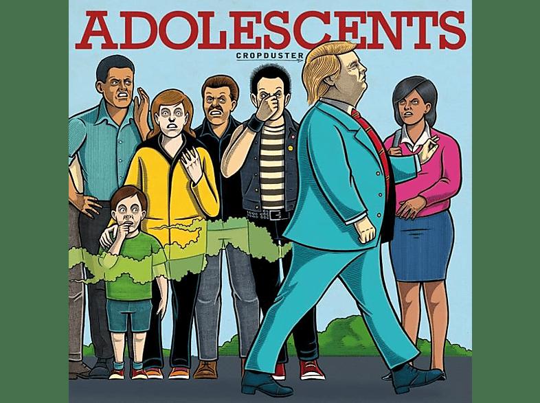 The Adolescents - Cropduster [Vinyl]