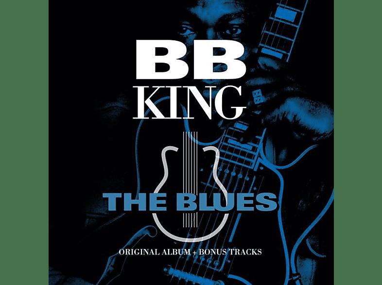 B.B. King - The Blues-Original Album  (transparent blau/gold [Vinyl]