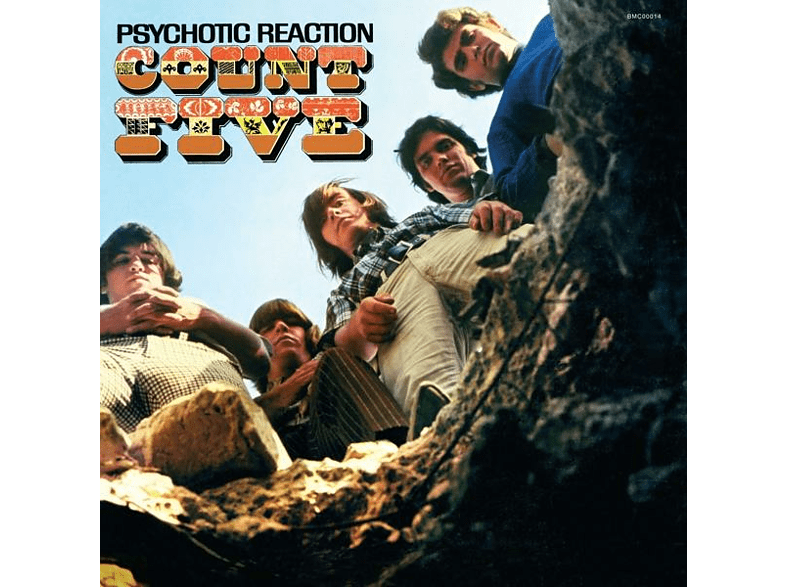 The Count Five - Psychotic Reaction (Vinyl) [Vinyl]
