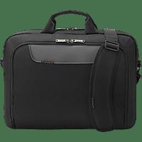 EVERKI Advance Notebooktasche, Umhängetasche, 18.4 Zoll, Schwarz