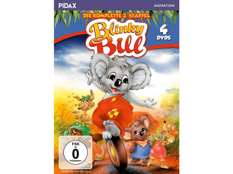 Blinky Bill - Staffel 3 [DVD]