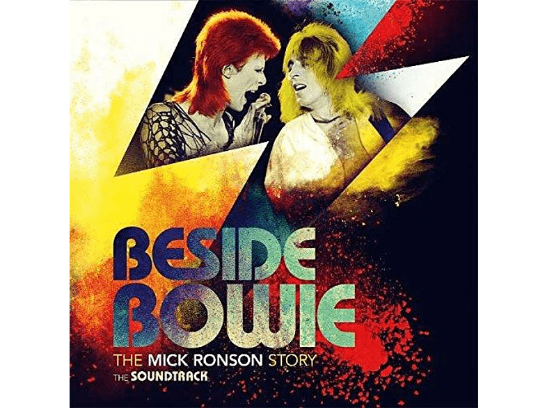VARIOUS - Beside Bowie: The Mick Ronson Story (Ost) [CD]