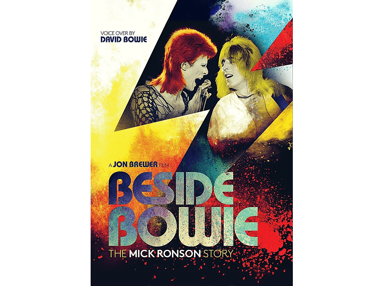 Beside Bowie: The Mick Ronson Story The Soundtrack [DVD]