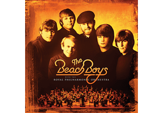 The Beach Boys, Royal Philharmonic Orchestra - The Beach Boys & The Royal Philharmonic Orchestra  - (CD)